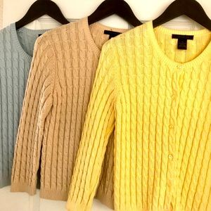 🔵 3 for $20 • The Limited Women's Sweater